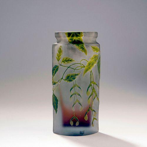 Erable a feuilles de frミne' vase, 1905-06