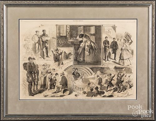 Harper's Weekly, News from the War