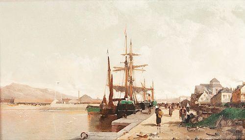 Charles Francois Daubigny (French, 1817-1878)