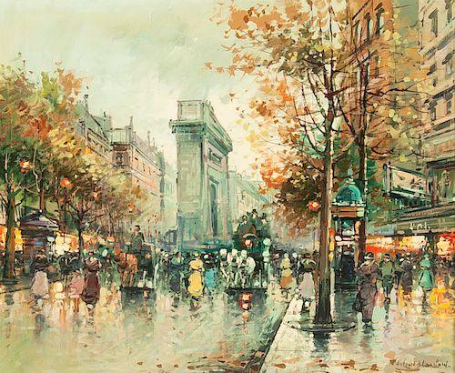 Antoine Blanchard (France, 1910-1988)