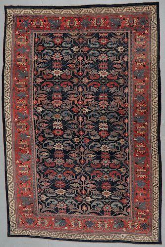 Antique Bidjar Rug, Persia: 8'10'' x 13'1''