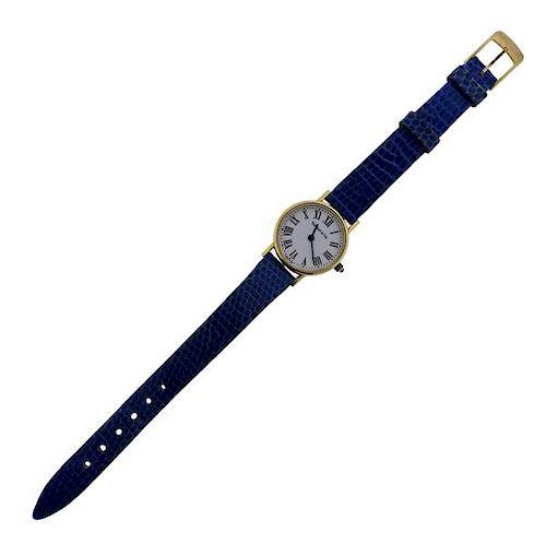 Tiffany & Co 18K Gold Lady's Watch