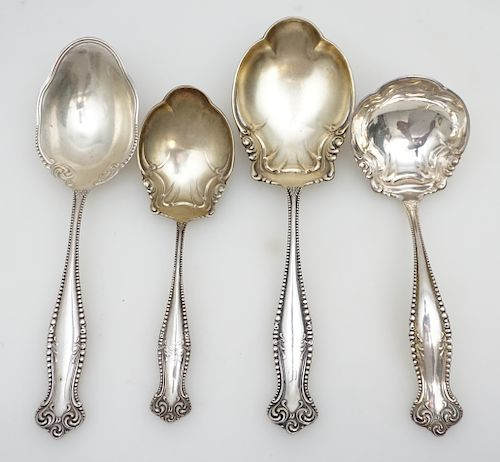 4 TOWLE STERLING 1893 CANTERBURY