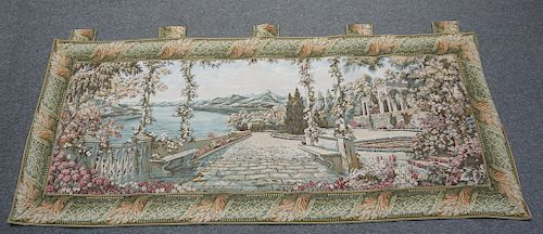 CONTINENTAL TAPESTRY LANDSCAPE