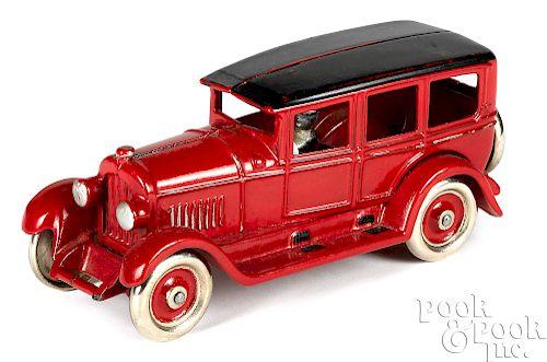 Kenton cast iron four door sedan