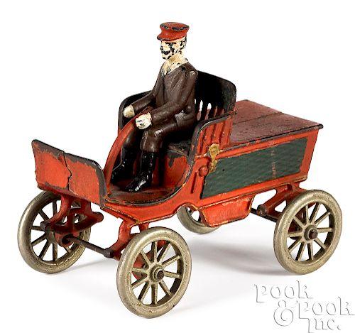 Harris cast iron horseless carriage auto
