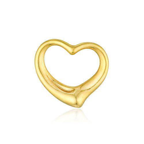 e64f90204 Elsa Peretti Tiffany & Co. 18K Gold Heart Pendant. Lot 2012. Prev Lot ·  Next Lot · item Image