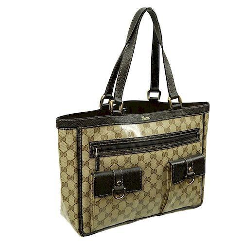 96c4fae32cf6 Gucci Abbey Tote by Kodner Galleries - 1243747 | Bidsquare