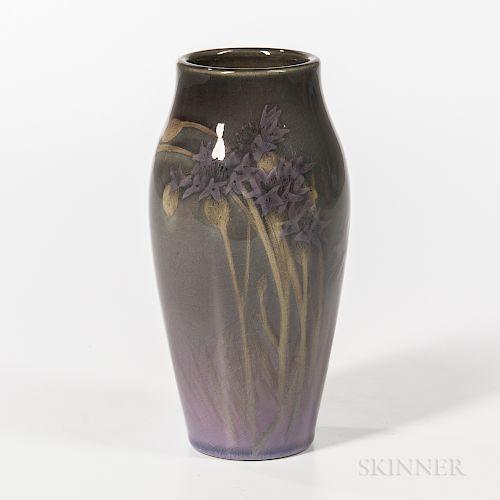 Rose Fechheimer for Rookwood Pottery Floral Vase