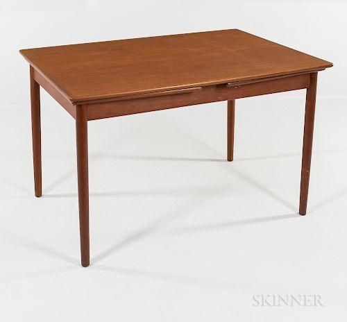 Hans Wegner Refractory Teak Dining Table