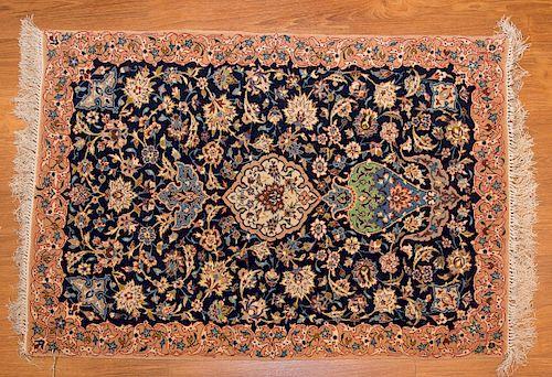 Persian Ispahan rug, approx. 2 x 3
