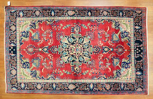 Persian Meshed rug, approx. 5.2 x 8.4