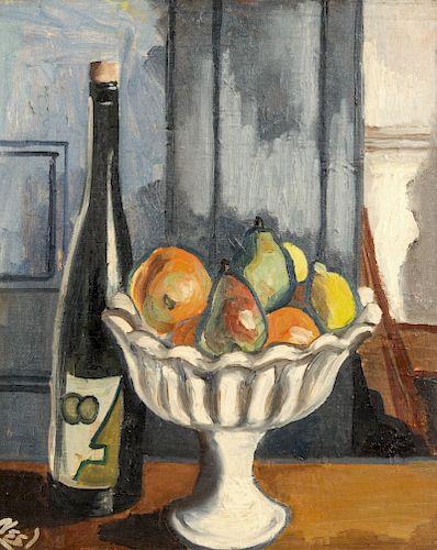 Alice Neel (American, 1900-1984) Still Life with Fruit