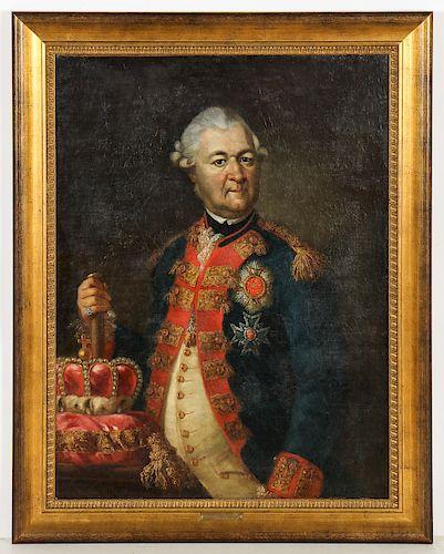 Portrait of Karl Theodor Duke of Bavaria