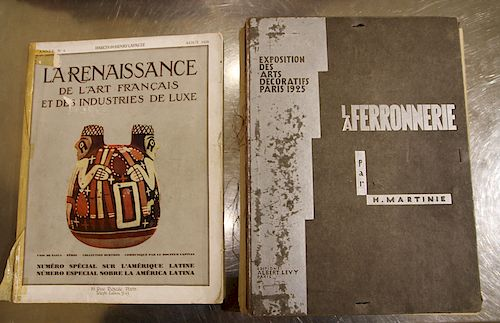 58 PLATES OF DESIGN IN IRON LEVY VOLUME