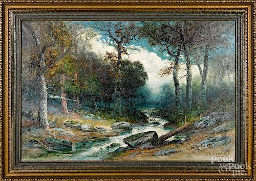 Christopher High Shearer (American 1846-1926)