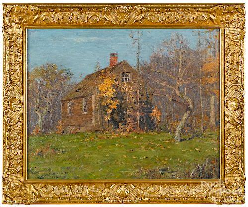 Everett Longley Warner (American 1877-1963)
