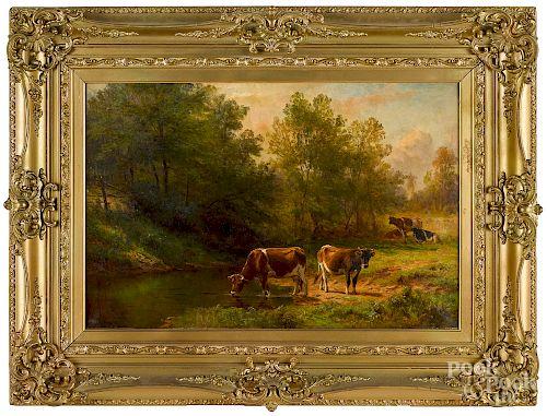 Thomas Bigelow Craig (American 1849-1924)