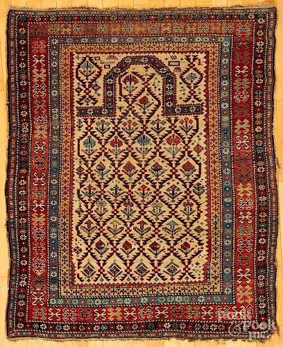 Shirvan prayer rug, ca. 1900