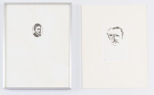 Leonard Baskin Original Woodcuts