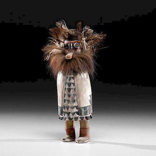 Hopi Sio Shalako Katsina Doll