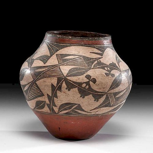 Zia Pottery Olla
