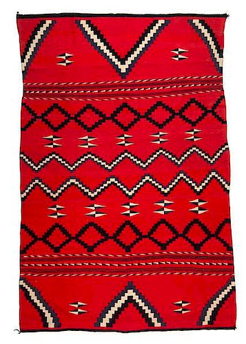 Navajo Germantown Serape