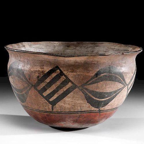 Kewa [Santo Domingo] Pottery Dough Bowl
