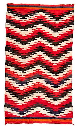 Navajo Transitional Weaving / Rug