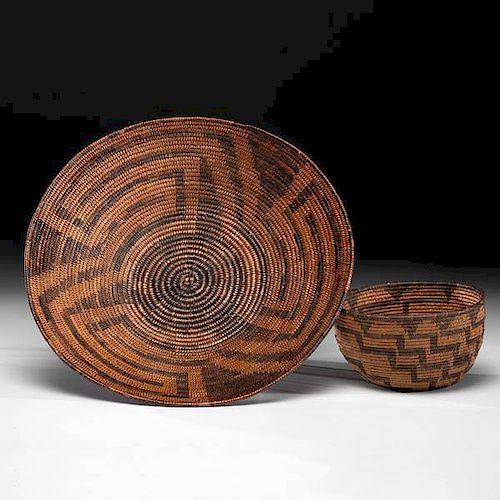 Apache and Pima Baskets