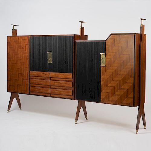 Dassi Mobili Moderni, Lissone, Bar / Cabinet, c. 1955