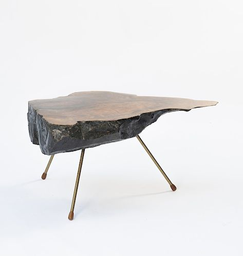 Carl Auboeck, Occasional table 'Brussels 1958', c. 1957