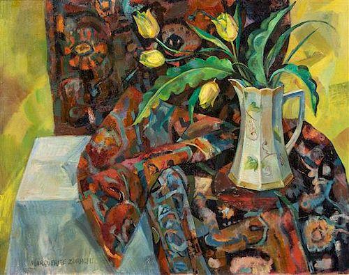 Marguerite Zorach, (American, 1887-1968), Untitled (Still Life)