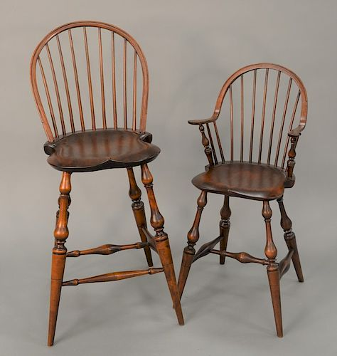 Brilliant Two Piece D R Dimes Lot Including A Bar Stool Seat Ht 26 Frankydiablos Diy Chair Ideas Frankydiabloscom