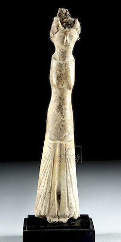 Roman Bone Carved Doll Of Venus By Artemis Gallery 1299123 Bidsquare