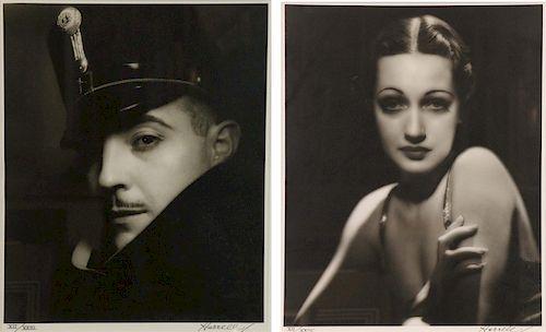 GEORGE HURRELL (AMERICAN, 1904-1992).