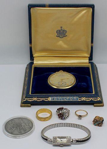 JEWELRY. Misc. Ladies Jewelry Inc. Gold & Diamonds