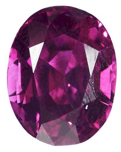 5.15ct. Ruby