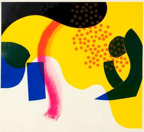 Howard Hodgkin(British, 1932-2017)Indian Room