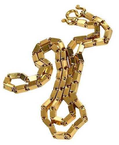 23kt. Baht Chain