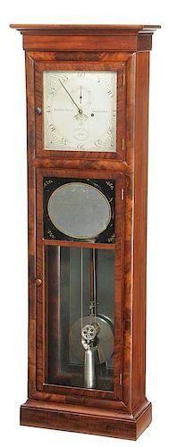 Rare Charleston Astronomical Regulator Clock