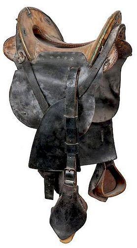 Model 1859 Officer's McClellan Saddle