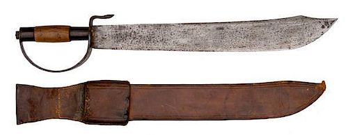 Confederate D-Guard Bowie Knife