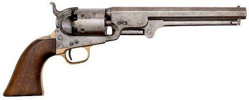 Colt Model 1851 Army-Navy Percussion Revolver