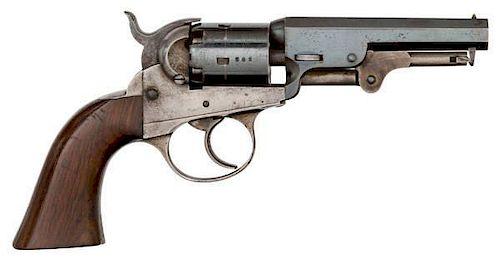 Cooper DA Percussion Revolver