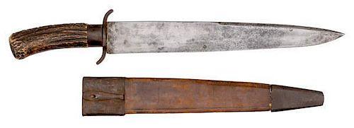 German Bowie Knife