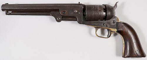 A WELLS FARGO/BUFFALO BILL RELATED COLT 1851 NAVY