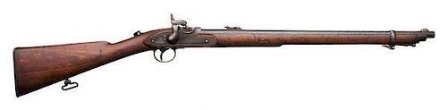 "Westley Richards ""Monkey Tail"" Military-Style Carbine"