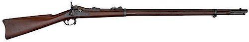 Model 1880 US Springfield Trapdoor Rifle