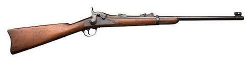 U.S. Springfield Model 1884 Trapdoor Carbine